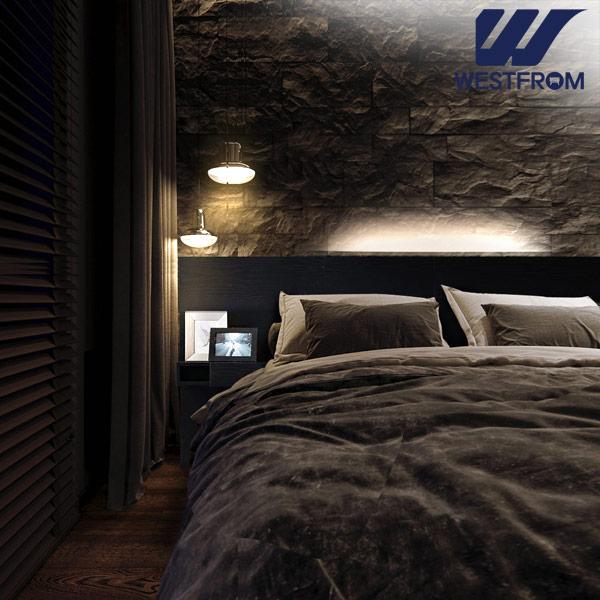 [웨스트프롬] New모던벨라) 라이팅블랙 TWO 매트리스 침대(퀸) / 클라우드 Top F7 QUEEN 매트리스
